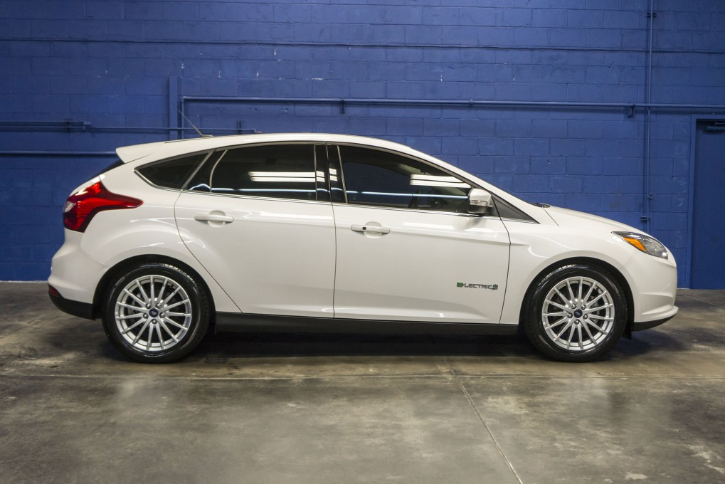 used 2013 ford focus electric fwd hatchback for sale. Black Bedroom Furniture Sets. Home Design Ideas