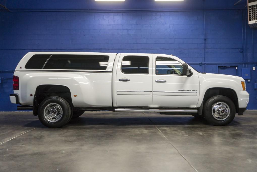 used 2013 gmc sierra 3500 dually denali 4x4 diesel truck for sale northwest motorsport. Black Bedroom Furniture Sets. Home Design Ideas