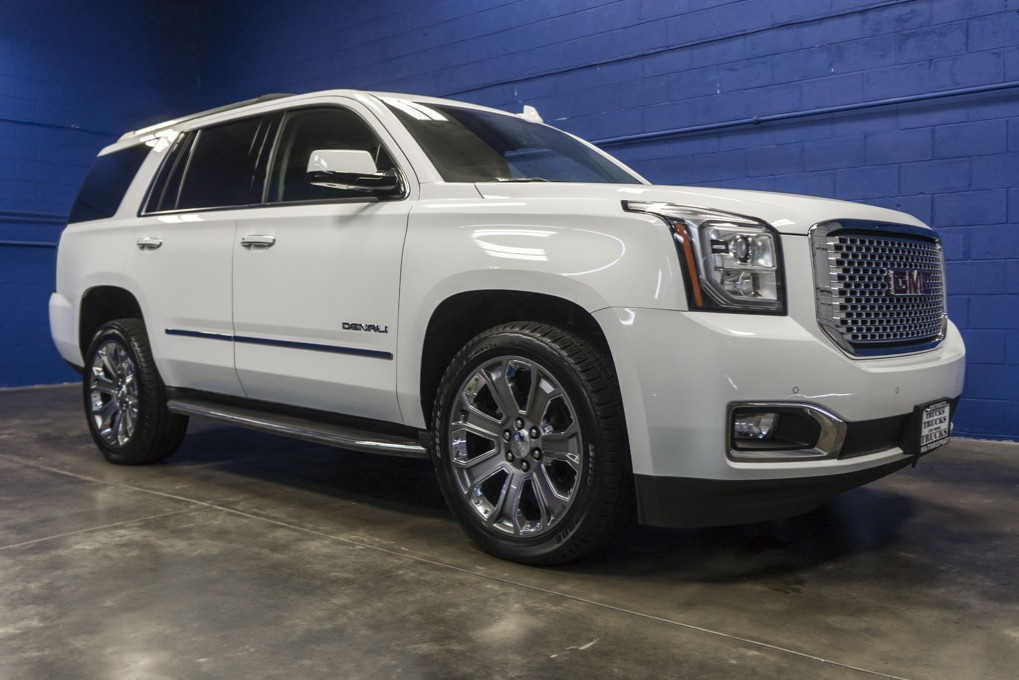 2016 gmc yukon denali 4x4 northwest motorsport. Black Bedroom Furniture Sets. Home Design Ideas
