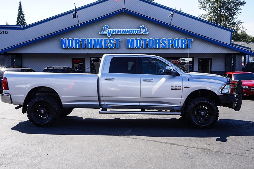 used 2013 dodge ram 2500 big horn 4x4 diesel truck for sale northwest motorsport. Black Bedroom Furniture Sets. Home Design Ideas