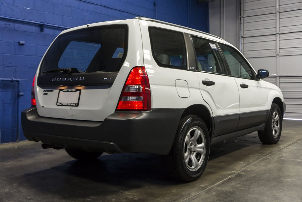 used 2003 subaru forester 2 5x awd wagon for sale 31035a. Black Bedroom Furniture Sets. Home Design Ideas