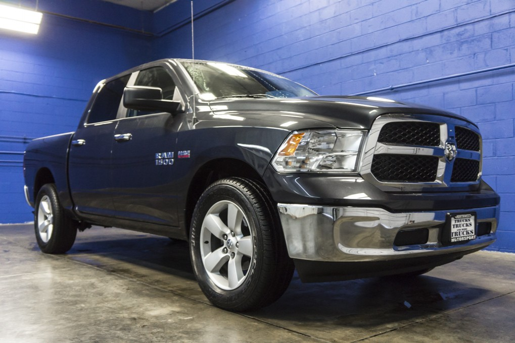 Used 2016 Dodge Ram 1500 Slt 4x4 Truck For Sale 31255