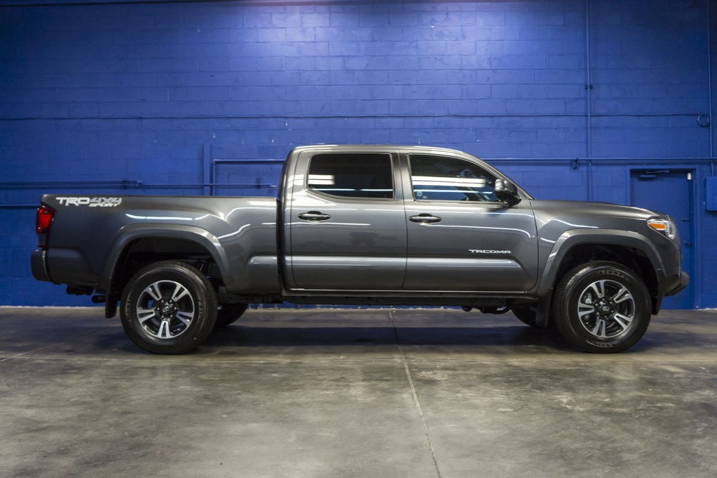 2016 toyota tacoma trd sport 4x4 northwest motorsport. Black Bedroom Furniture Sets. Home Design Ideas
