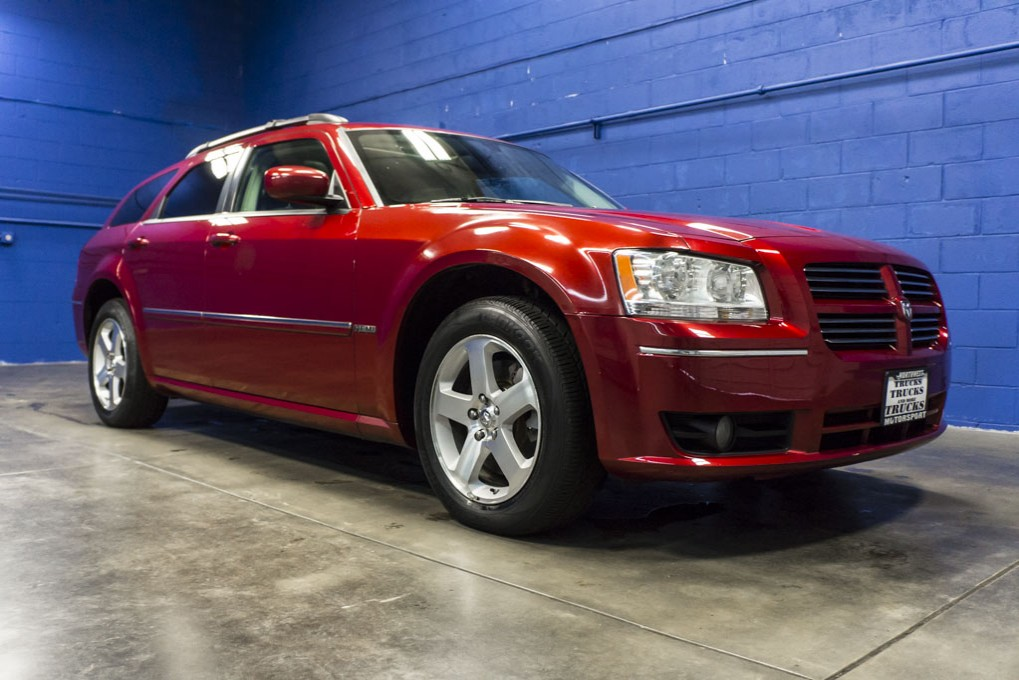 used 2008 dodge magnum rt awd wagon for sale 31352a. Black Bedroom Furniture Sets. Home Design Ideas