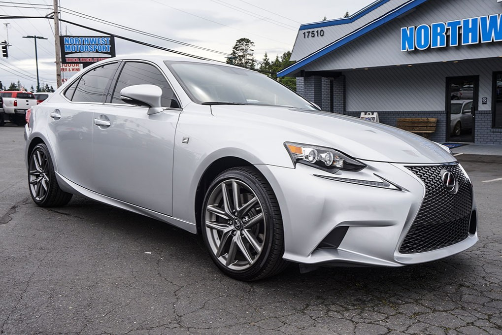 used 2014 lexus is350 f sport rwd sedan for sale 31384. Black Bedroom Furniture Sets. Home Design Ideas