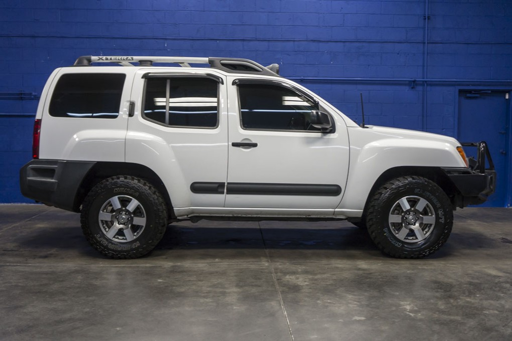 used 2011 nissan xterra pro 4x 4x4 suv for sale - 31389