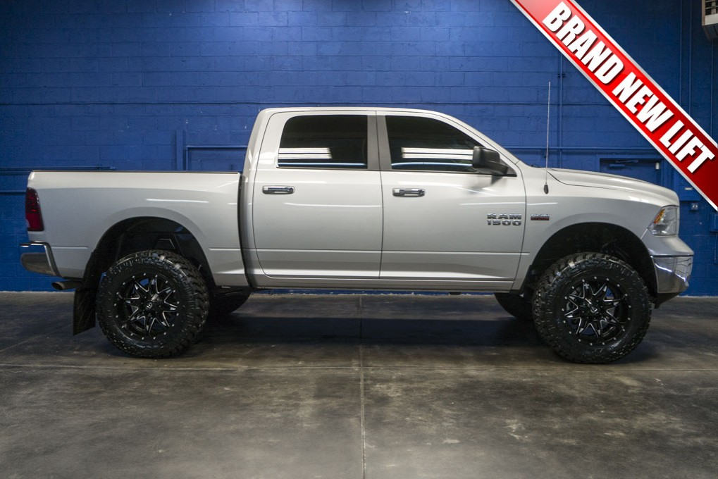 Used 2015 Dodge Ram 1500 Slt 4x4 Truck For Sale 31487