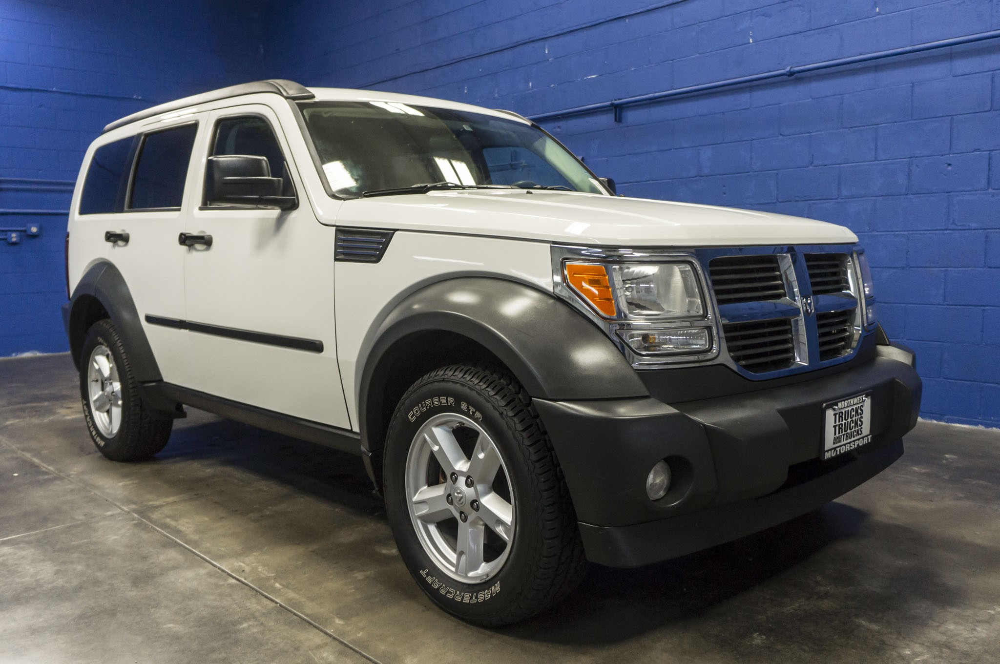 used 2007 dodge nitro sxt 4x4 suv for sale 31601a. Black Bedroom Furniture Sets. Home Design Ideas