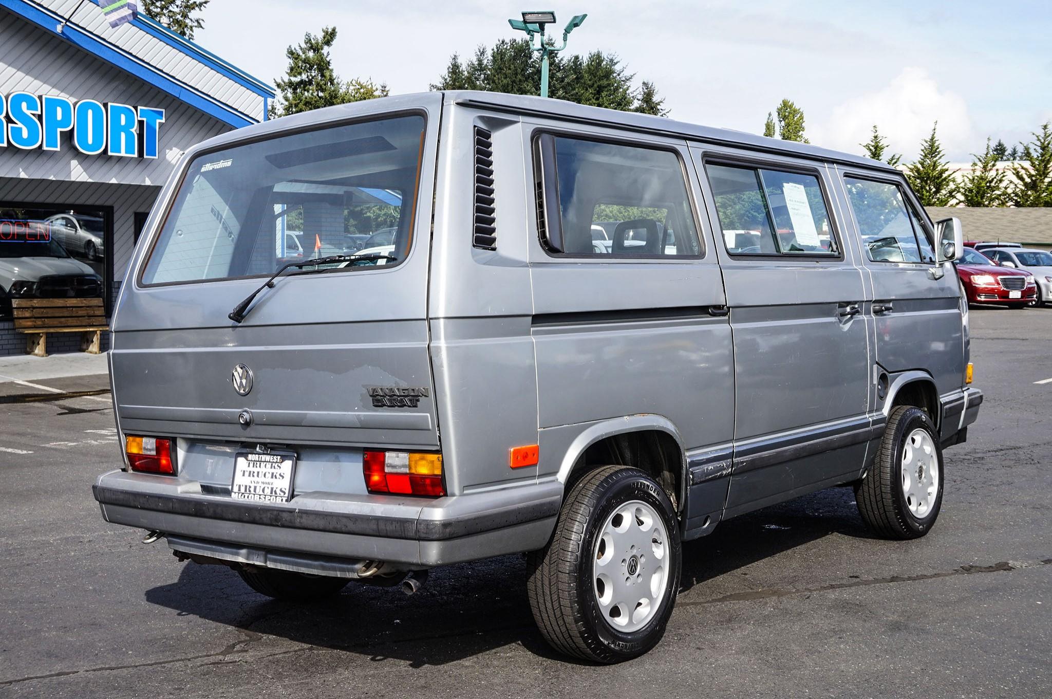 used 1989 volkswagen routan awd minivan van for sale 31878a. Black Bedroom Furniture Sets. Home Design Ideas