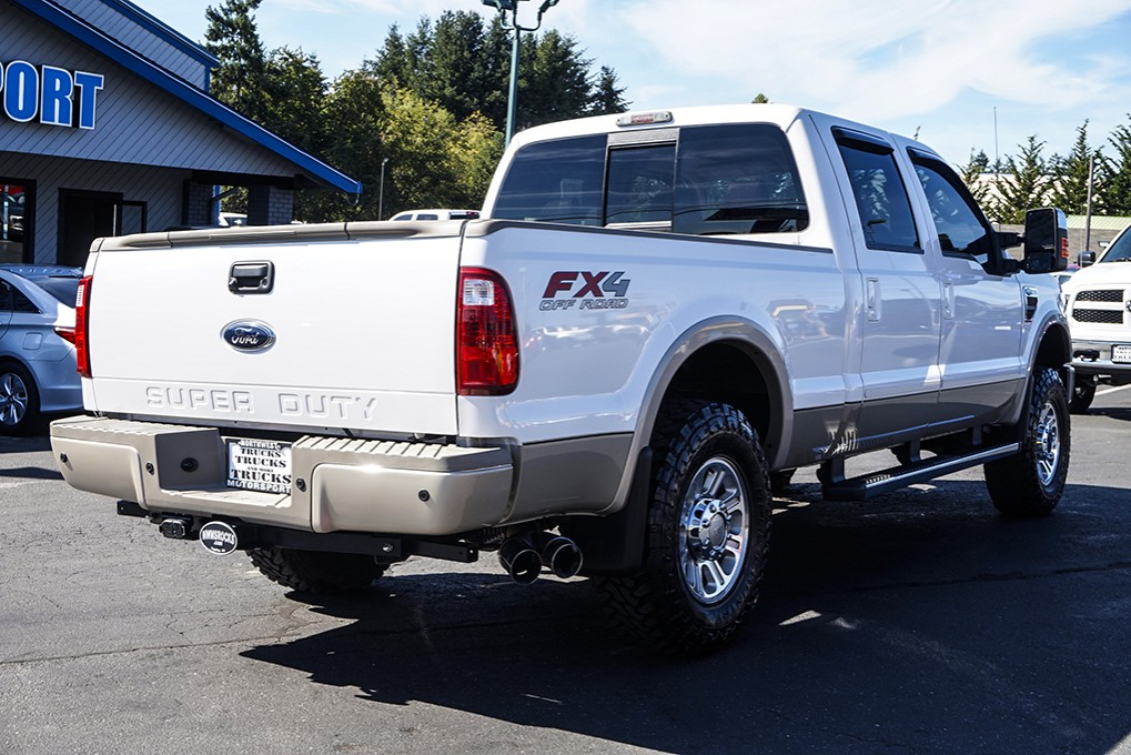 used 2010 ford f 250 king ranch 4x4 diesel truck for sale 31892a. Black Bedroom Furniture Sets. Home Design Ideas