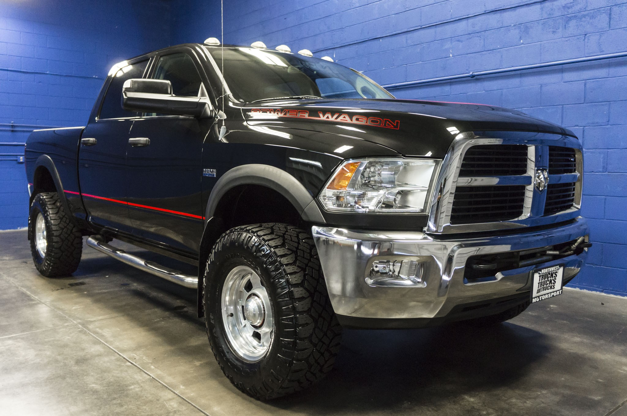 Used 2010 Dodge Ram 2500 Power Wagon 4x4 Truck For Sale A