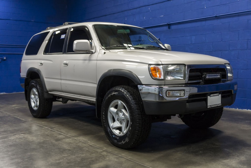 used 1997 toyota 4runner 4x4 suv for sale 31945a. Black Bedroom Furniture Sets. Home Design Ideas
