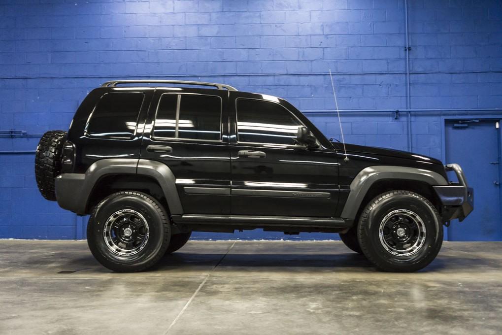 used 2007 jeep liberty sport 4x4 suv for sale - northwest motorsport
