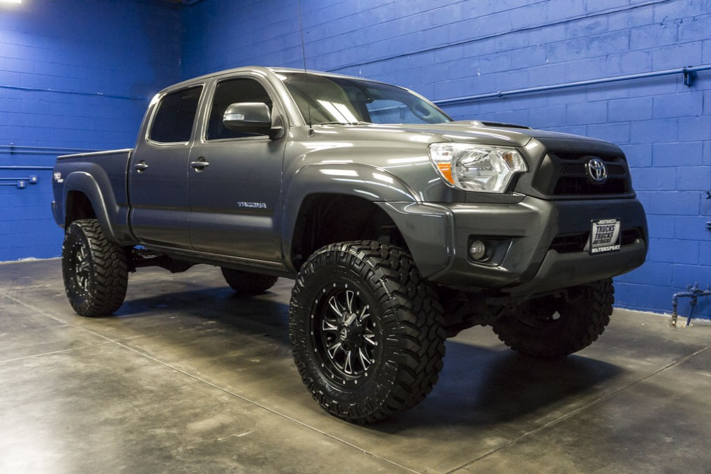 Lifted 2012 Toyota Tacoma TRD Sport 4x4 - Northwest Motorsport