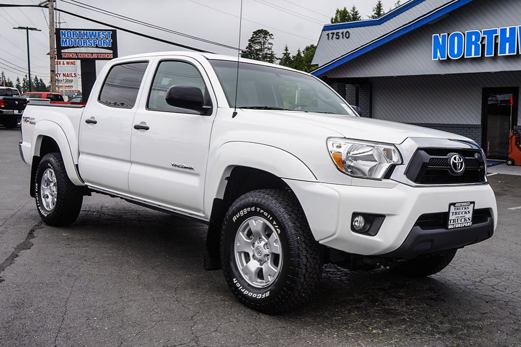 used 2014 toyota tacoma trd off road 4x4 truck for sale 32355. Black Bedroom Furniture Sets. Home Design Ideas