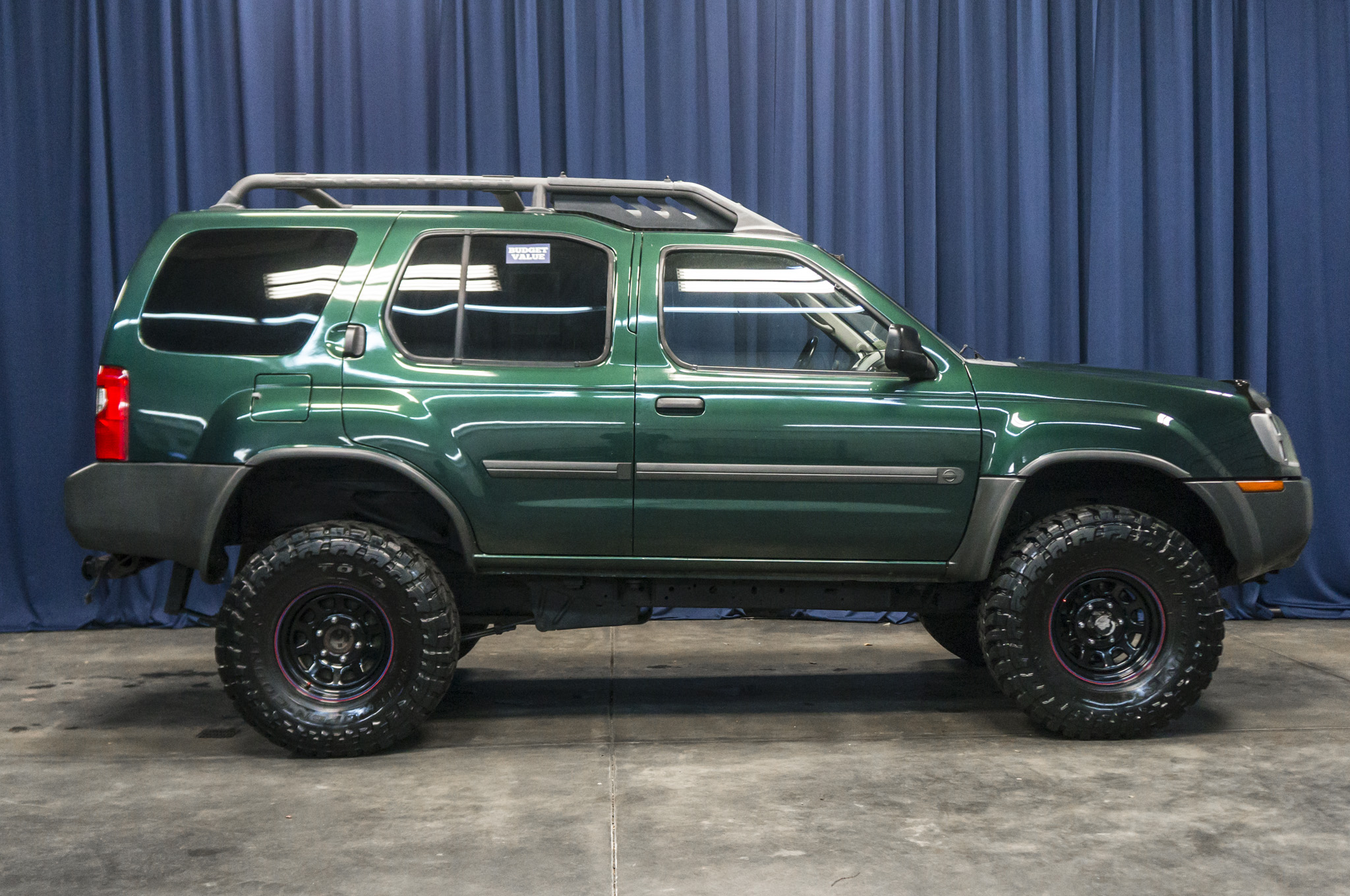 Lifted Nissan Xterra >> Used Lifted 2002 Nissan Xterra Supercharged 4x4 Suv For Sale