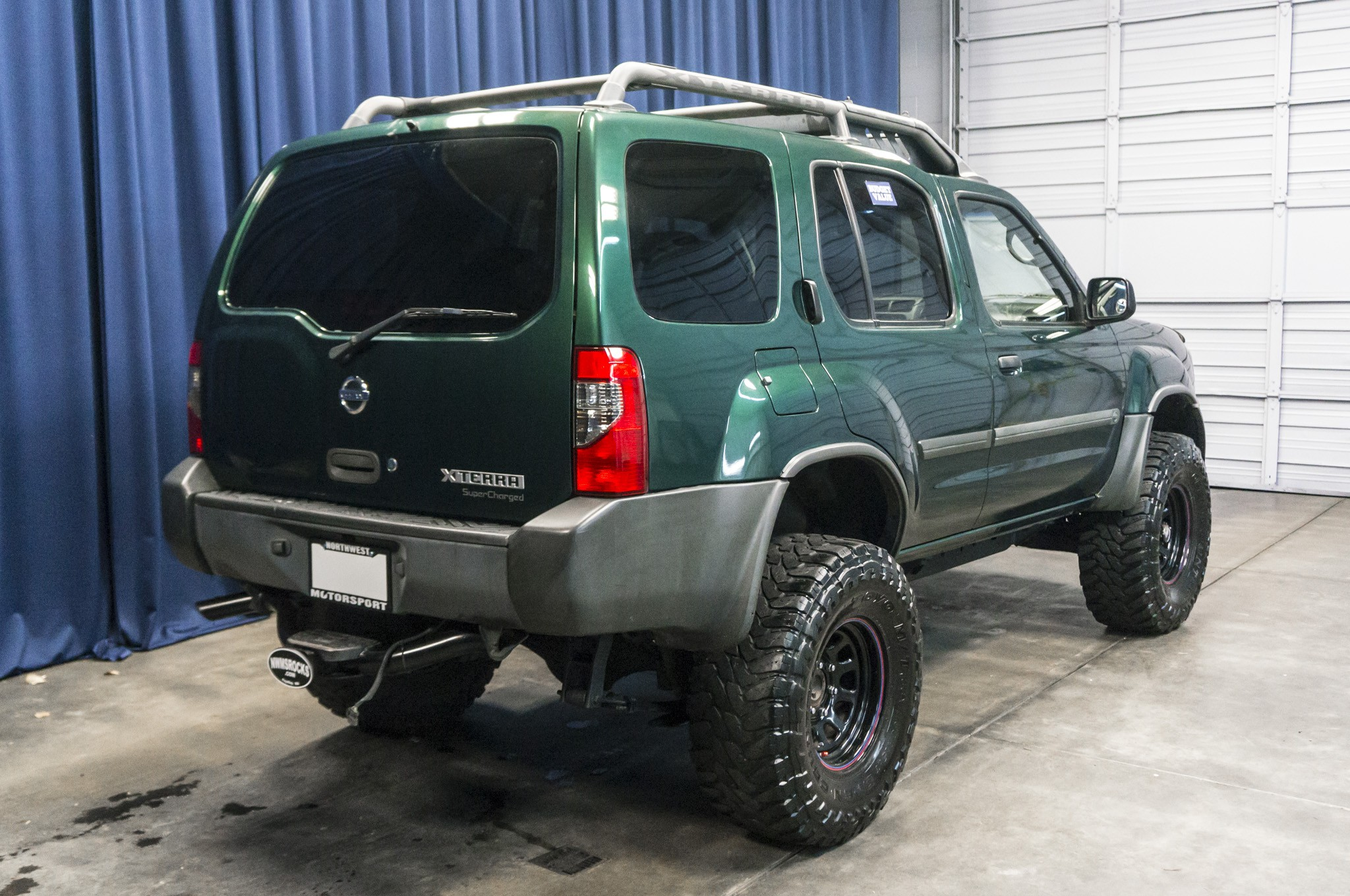 Used Lifted 2002 Nissan Xterra Supercharged 4x4 SUV For ...