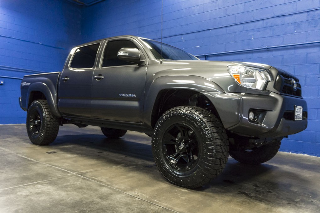 Used  Toyota Tacoma X Truck Bed