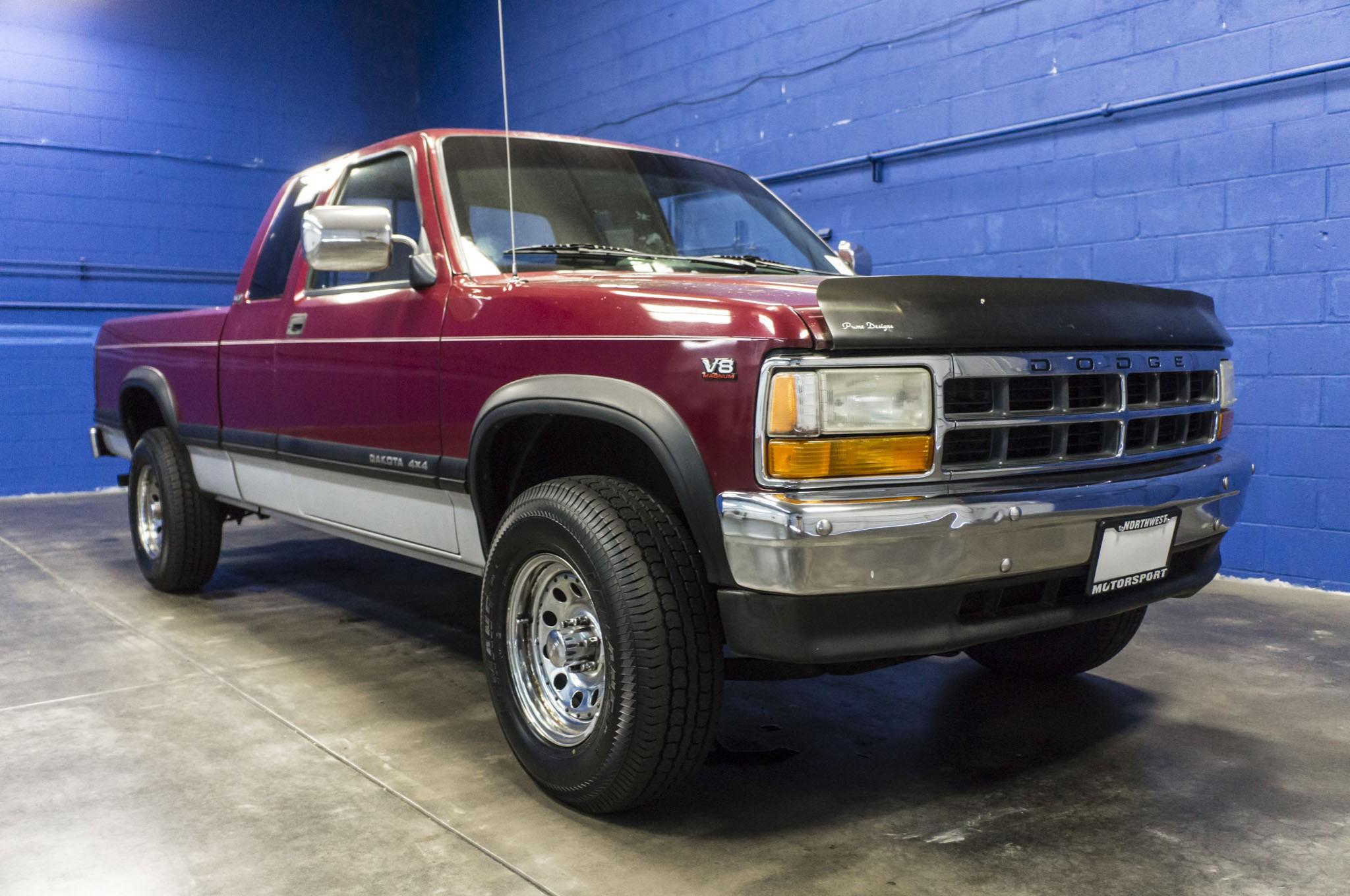 used 1996 dodge dakota 4x4 truck for sale 32616m. Black Bedroom Furniture Sets. Home Design Ideas