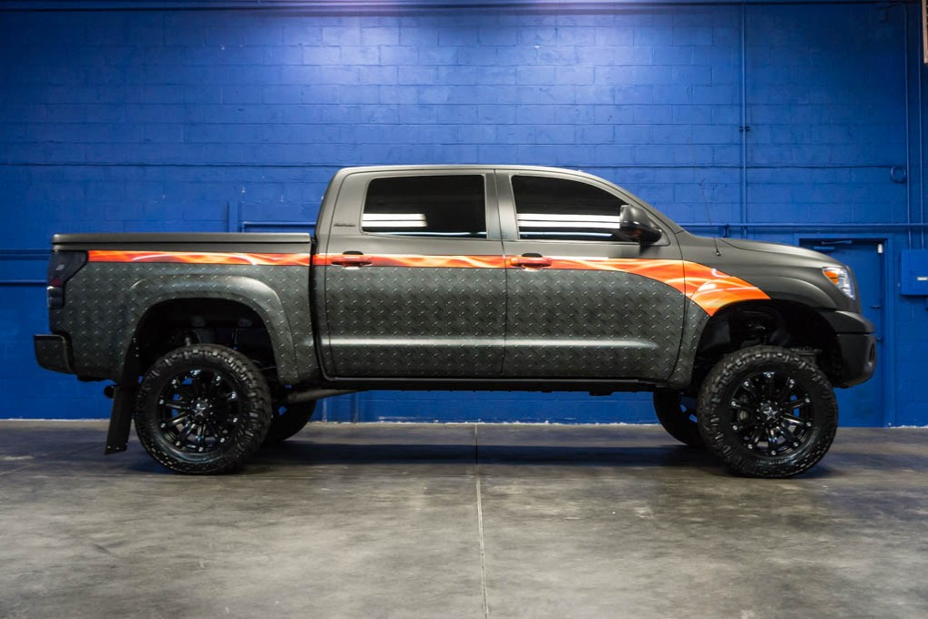 used 2013 toyota tundra platinum 4x4 truck for sale northwest motorsport. Black Bedroom Furniture Sets. Home Design Ideas