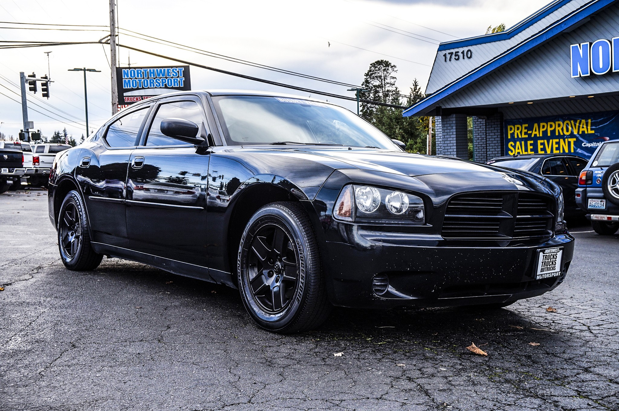 Used 2007 Dodge Charger RWD SUV For Sale C