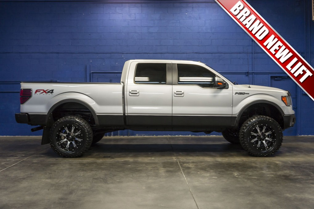 2014 Ford F150 Fx4 Lifted >> Lifted 2014 Ford F-150 FX4 4x4 - Northwest Motorsport