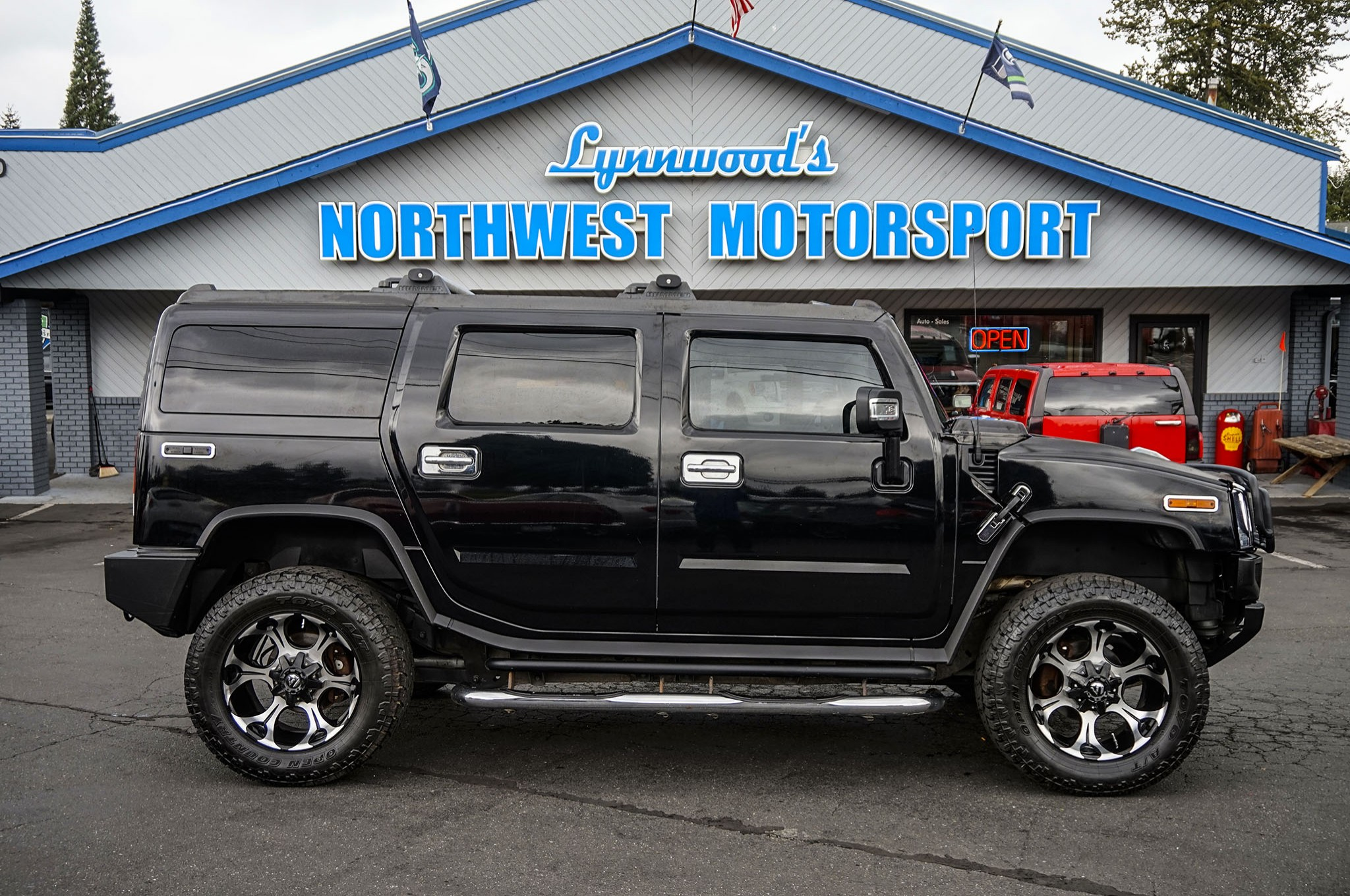 2004 hummer h2 4x4 northwest motorsport 2004 hummer h2 4x4 vanachro Image collections