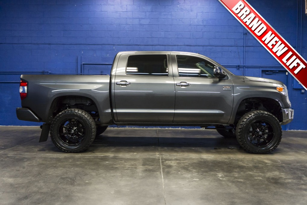 Used Rims For Sale Near Me >> Used 2014 Toyota Tundra Platinum 1794 Edition 4x4 Truck For Sale - Northwest Motorsport
