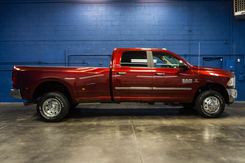 Used 2016 Dodge Ram 3500 Big Horn Dually 4x4 Diesel Truck For Sale