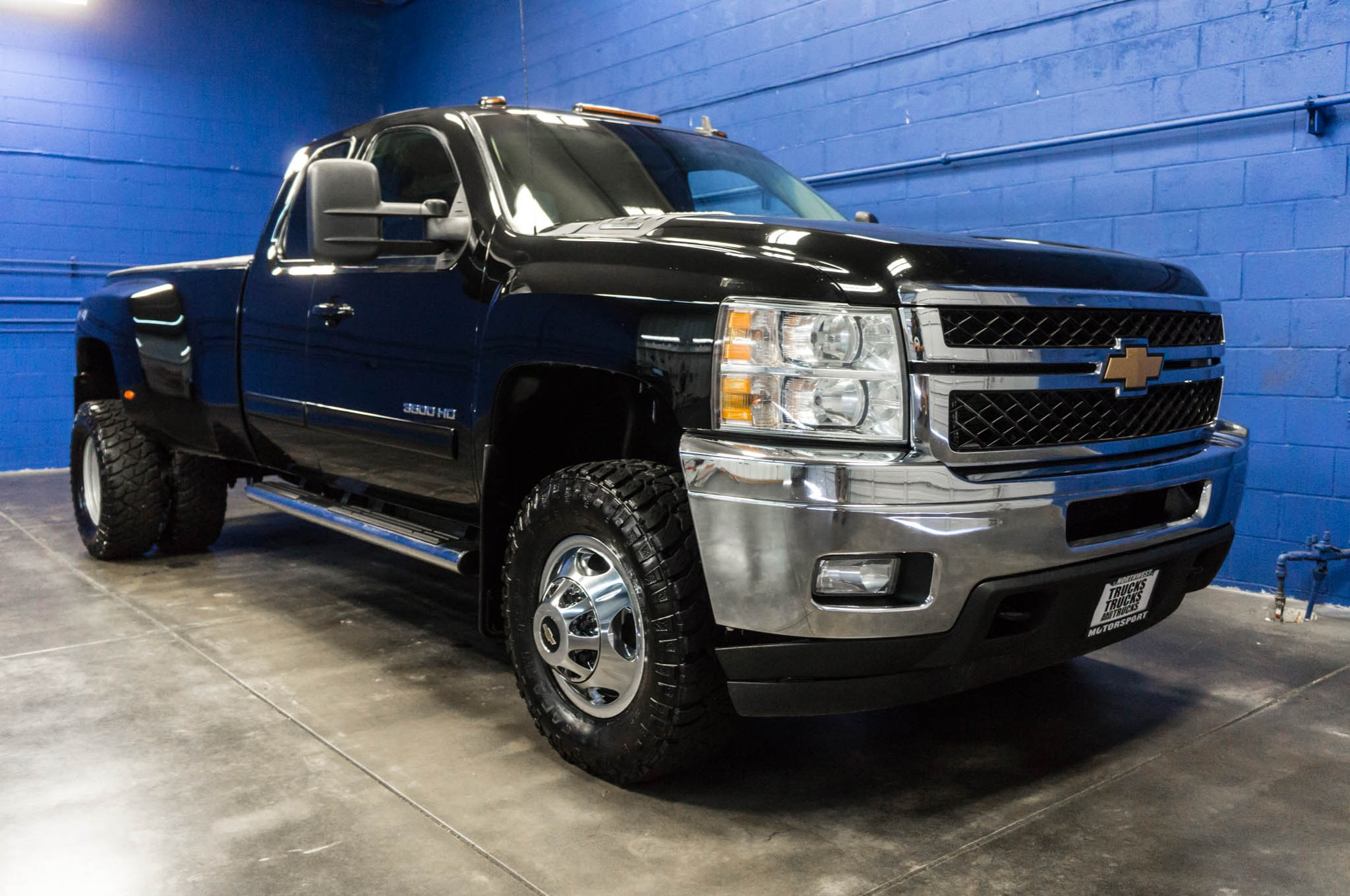 used 2013 chevrolet silverado 3500 ltz dually 4x4 diesel truck for sale 33440. Black Bedroom Furniture Sets. Home Design Ideas