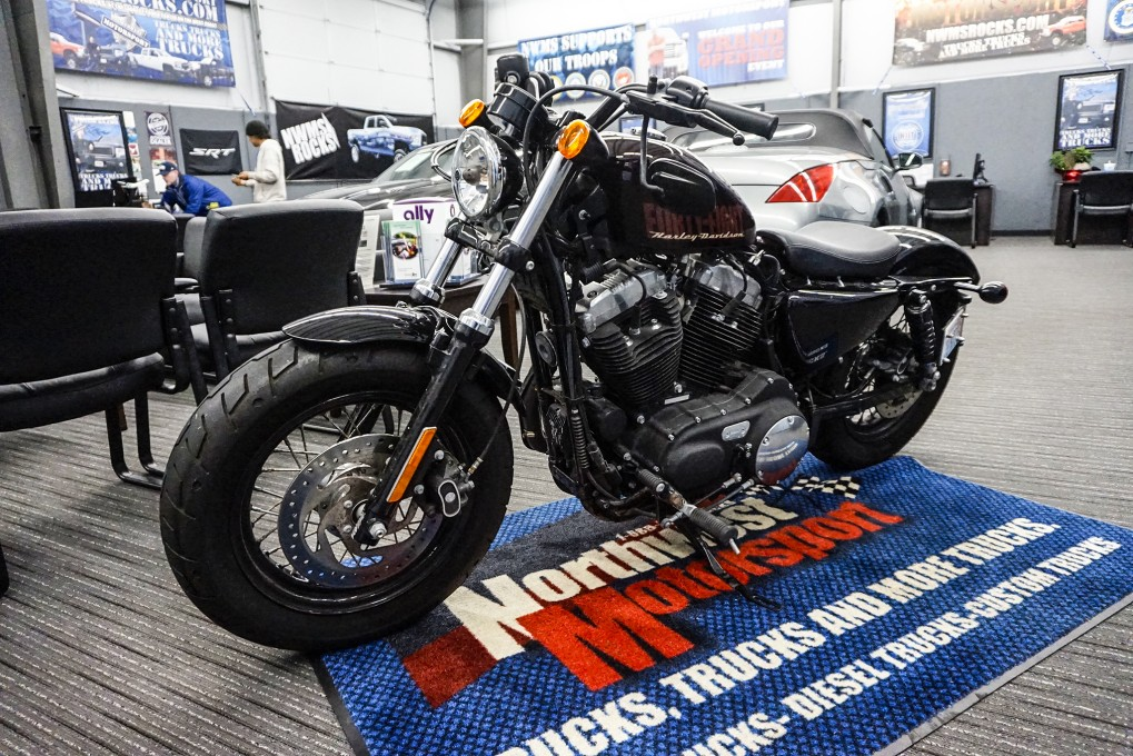 2014 Harley-Davidson Sportster XL1200X Forty Eight RWD