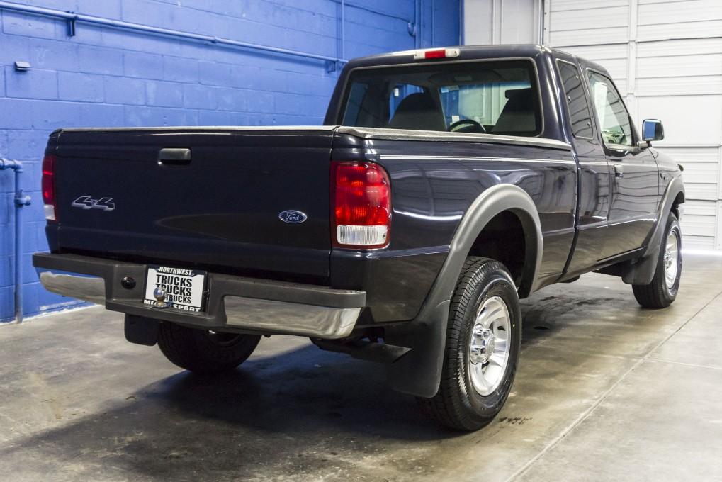 used 2000 ford ranger xlt 4x4 truck for sale 33562. Black Bedroom Furniture Sets. Home Design Ideas