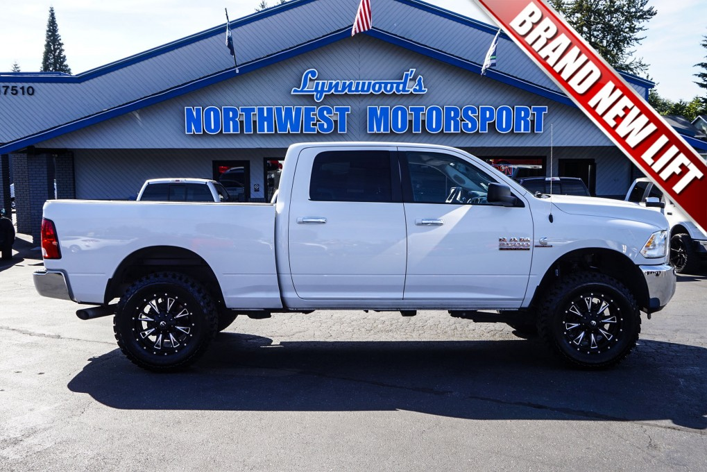 Used Lifted 2015 Dodge Ram 2500 Slt 4x4 Diesel Truck For Sale