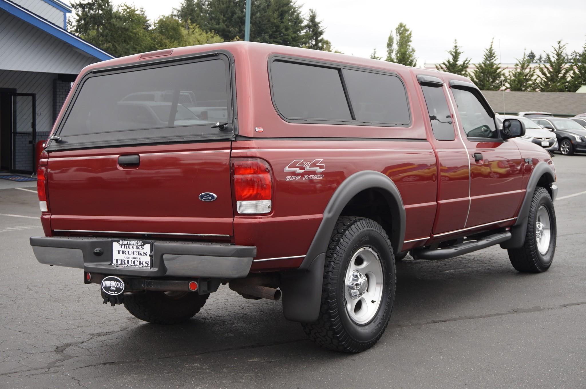 used 2000 ford ranger xlt 4x4 truck for sale 33709a. Black Bedroom Furniture Sets. Home Design Ideas