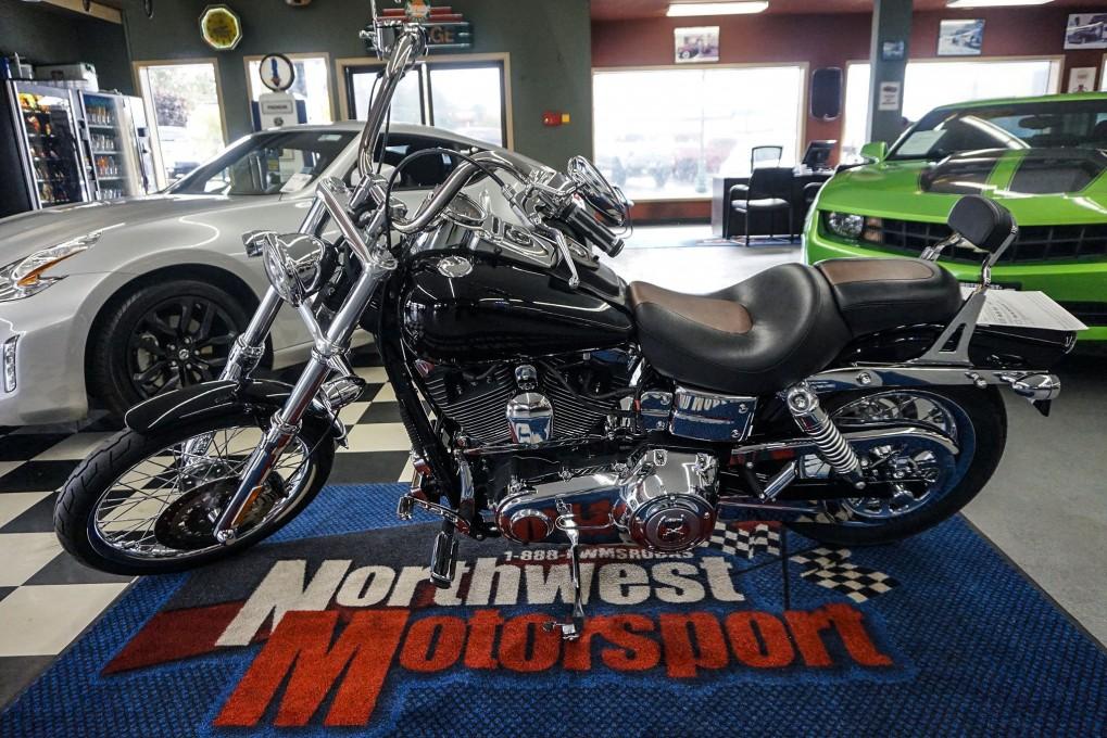 2008 Harley-Davidson Dyna Wide Glide RWD