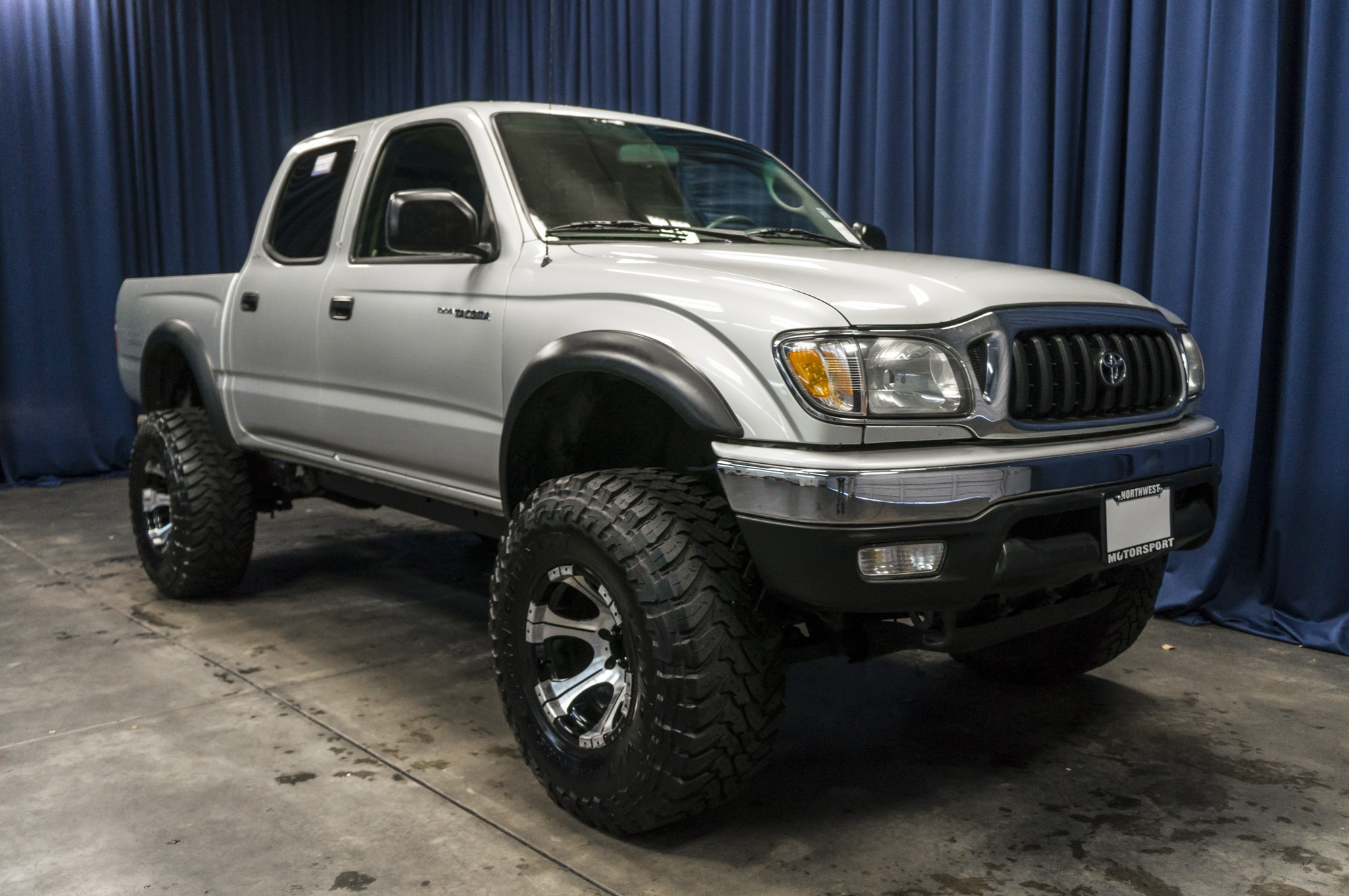 04 Tacoma Lifted >> Used Lifted 2004 Toyota Tacoma 4x4 Truck For Sale 33975c