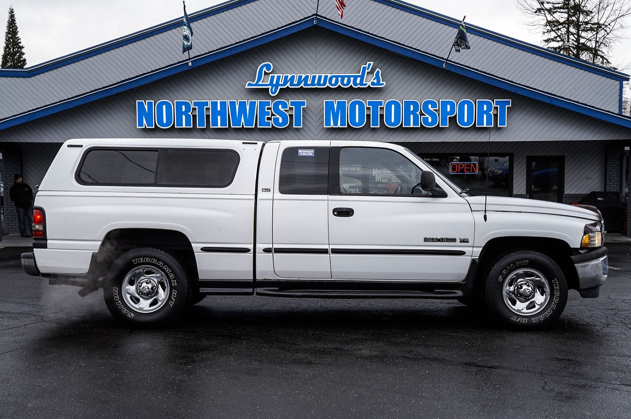 & Used 1998 Dodge Ram 1500 RWD Truck For Sale - 34063B