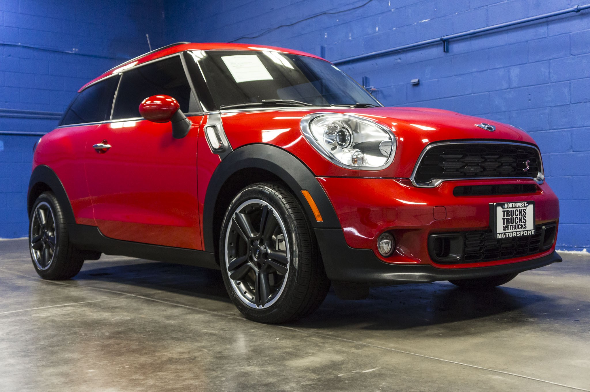 used 2015 mini cooper paceman s awd hatchback for sale 34119. Black Bedroom Furniture Sets. Home Design Ideas