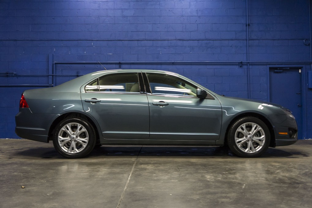 used 2012 ford fusion se fwd sedan for sale northwest motorsport. Black Bedroom Furniture Sets. Home Design Ideas