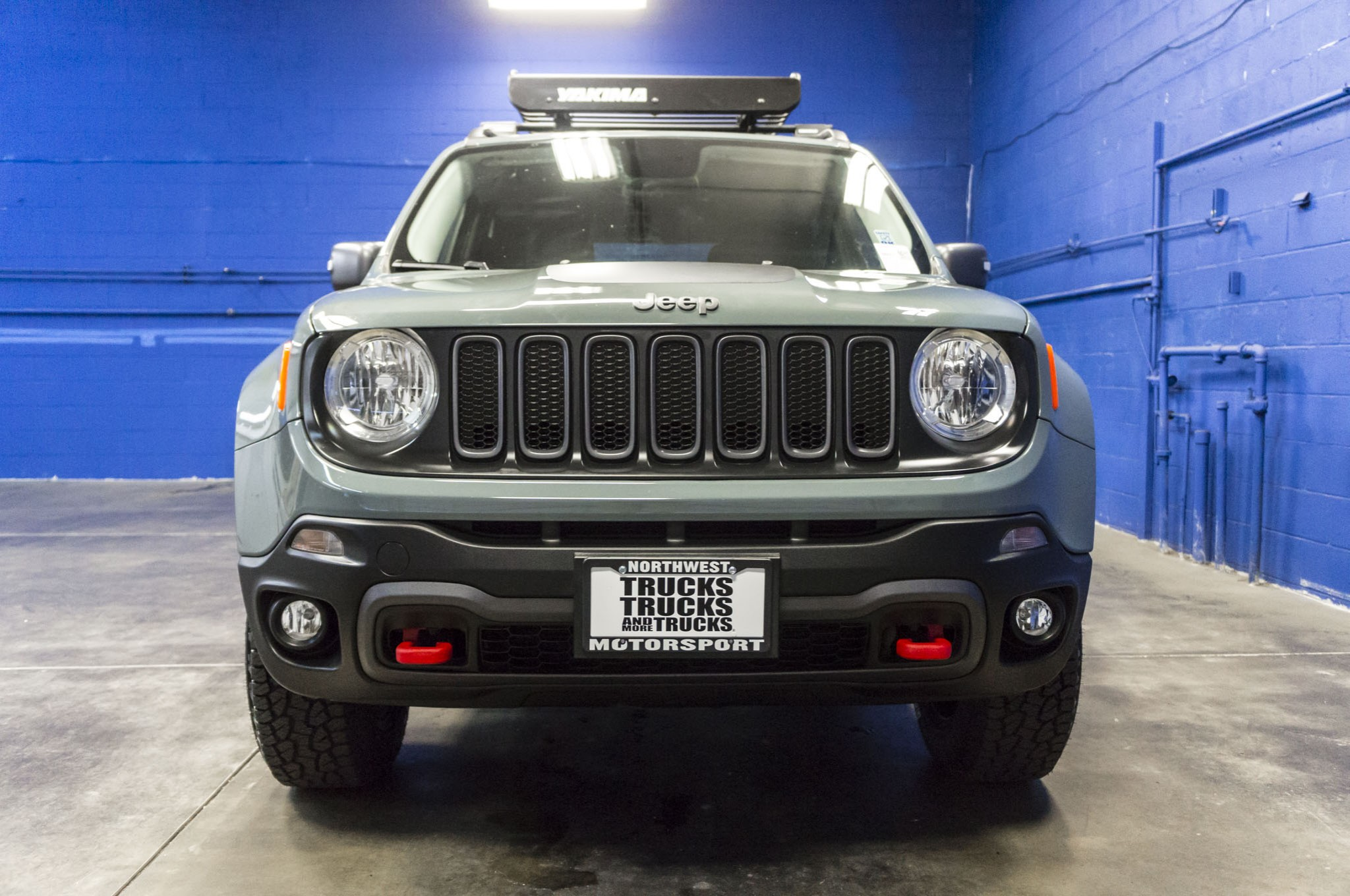 Used lifted 2016 jeep renegade trailhawk 4x4 suv for sale - Jeep renegade trailhawk interior ...