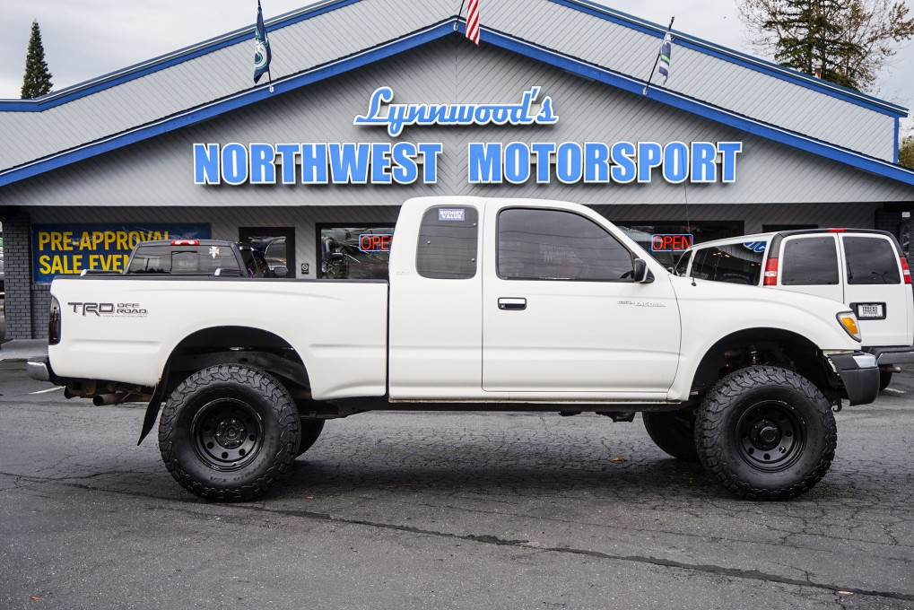 Toyota Tacoma For Sale In Washington State Autos Post