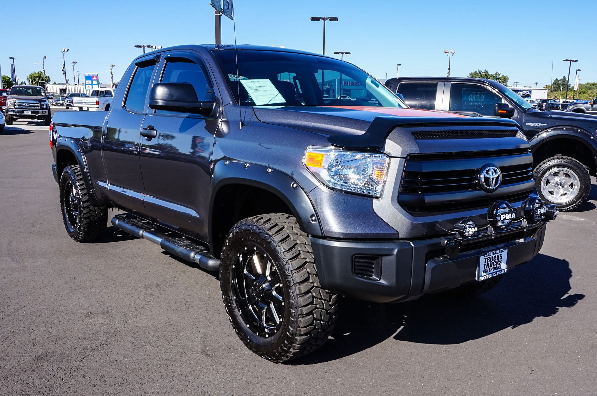 used lifted 2015 toyota tundra 4x4 truck for sale 34354. Black Bedroom Furniture Sets. Home Design Ideas