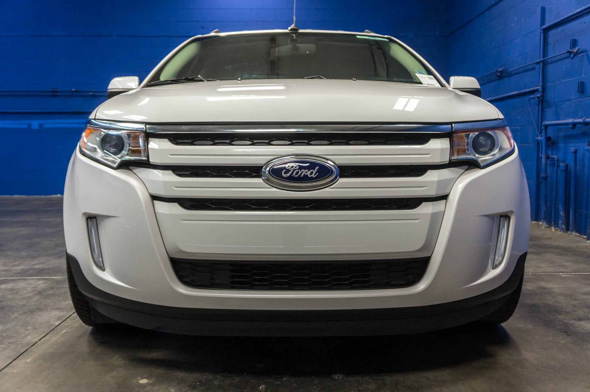 sel en edge review ford car awd reviews