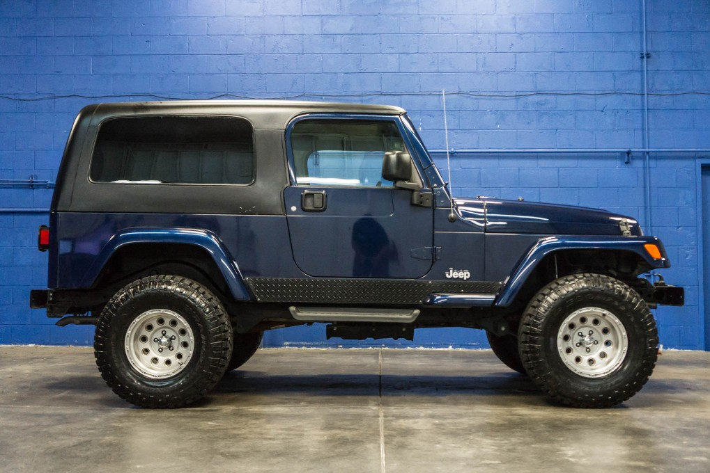 Used Lifted 2006 Jeep Wrangler Unlimited 4x4 SUV For Sale   Northwest  Motorsport