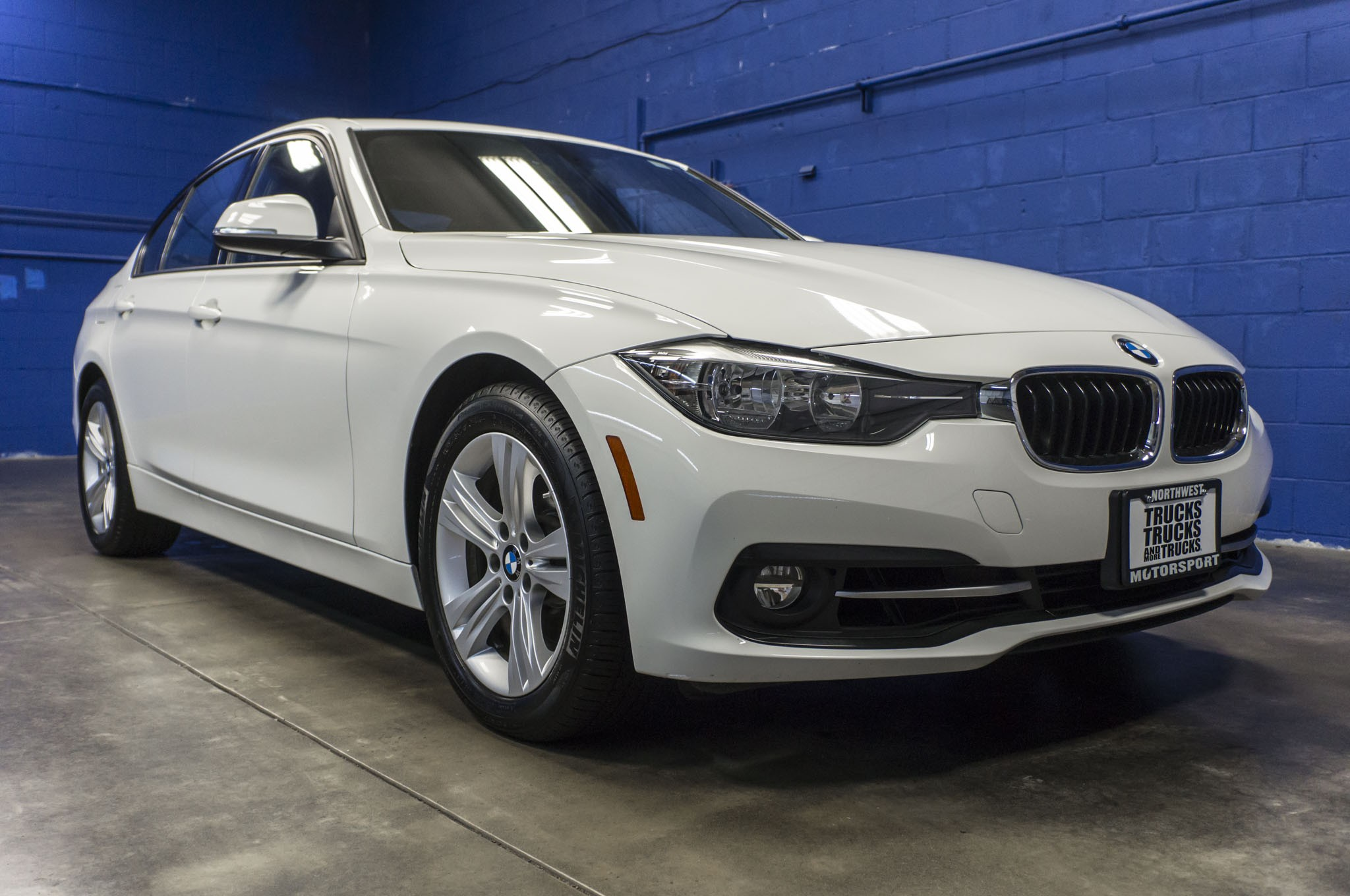 Used 2016 BMW 320i SULEV RWD Sedan For Sale