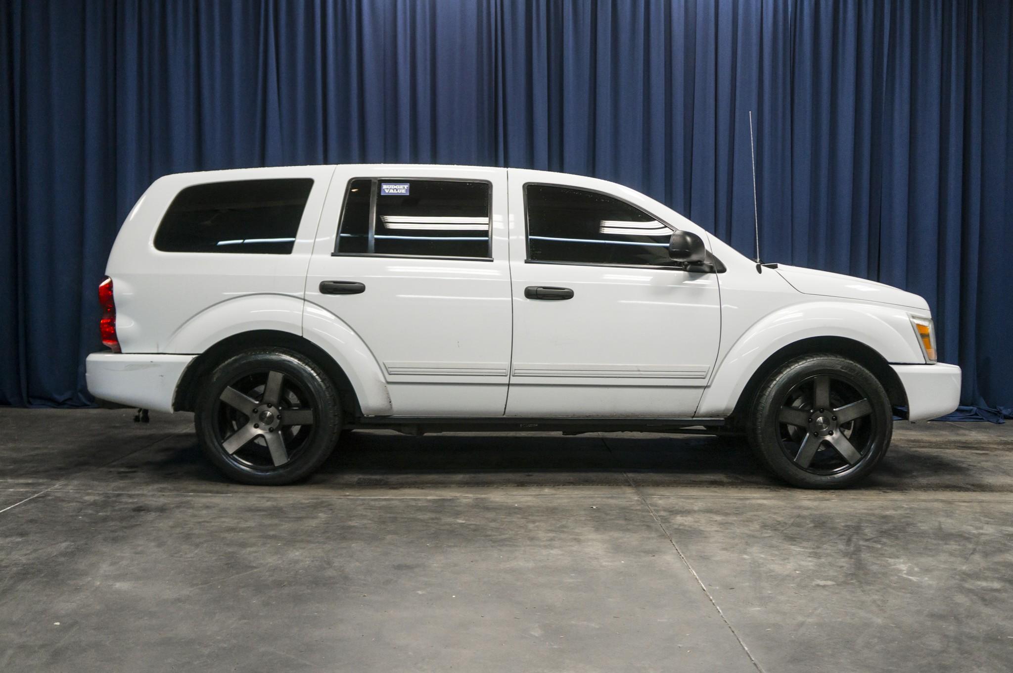 Used 2004 Dodge Durango SLT 4x4 SUV For Sale - 34483A