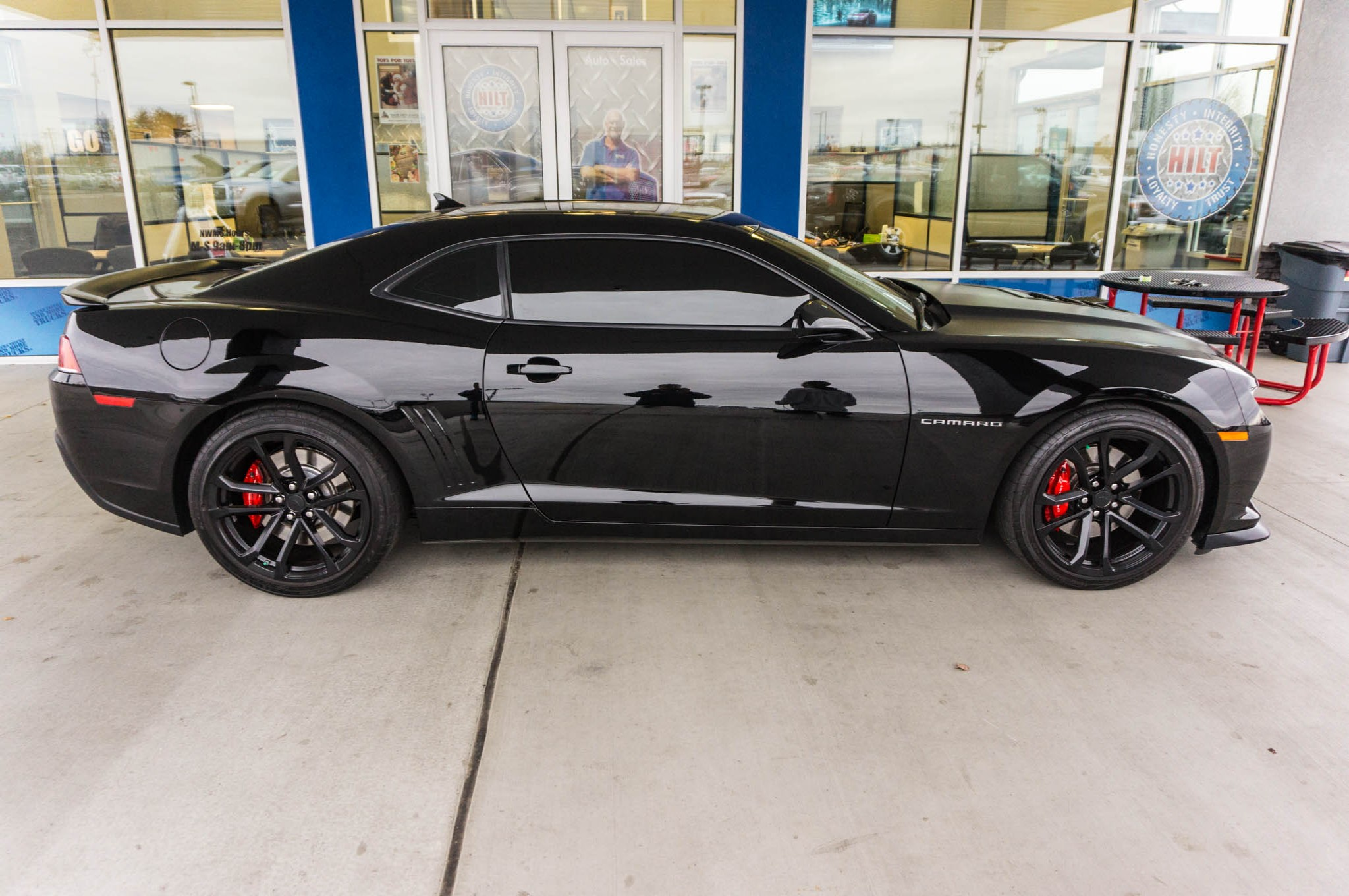 Used 2015 Chevrolet Camaro SS RWD Coupe For Sale - 34556A