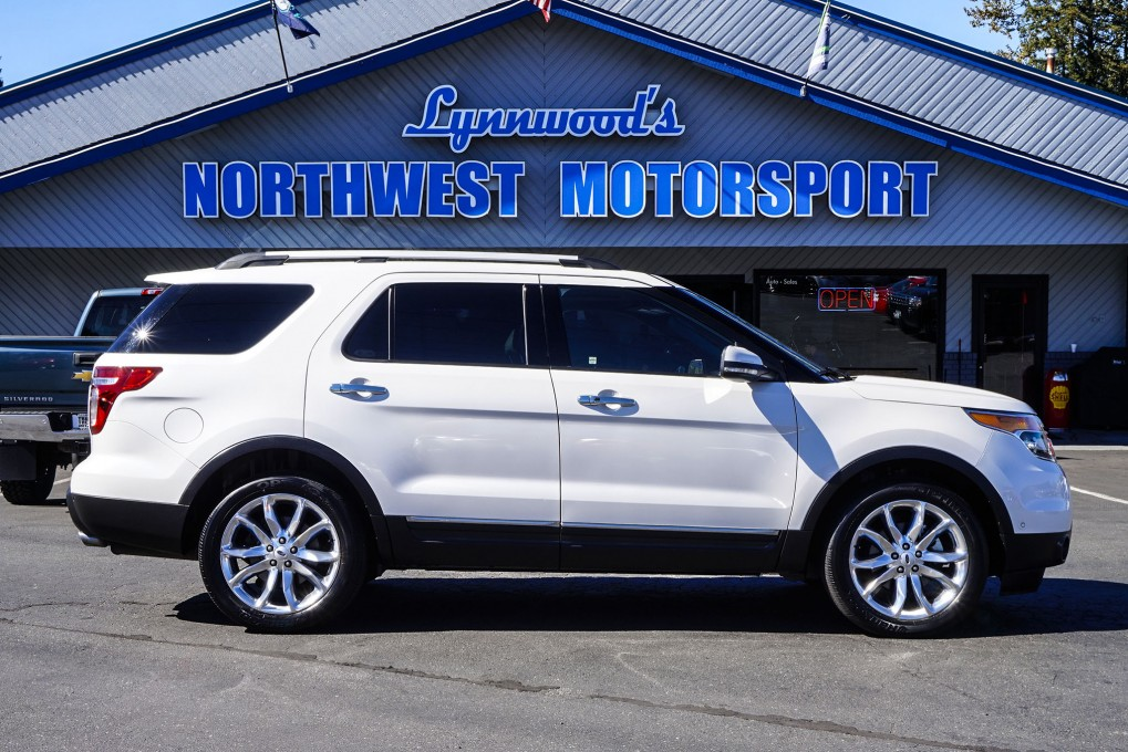 used 2012 ford explorer limited 4x4 suv for sale northwest motorsport. Black Bedroom Furniture Sets. Home Design Ideas