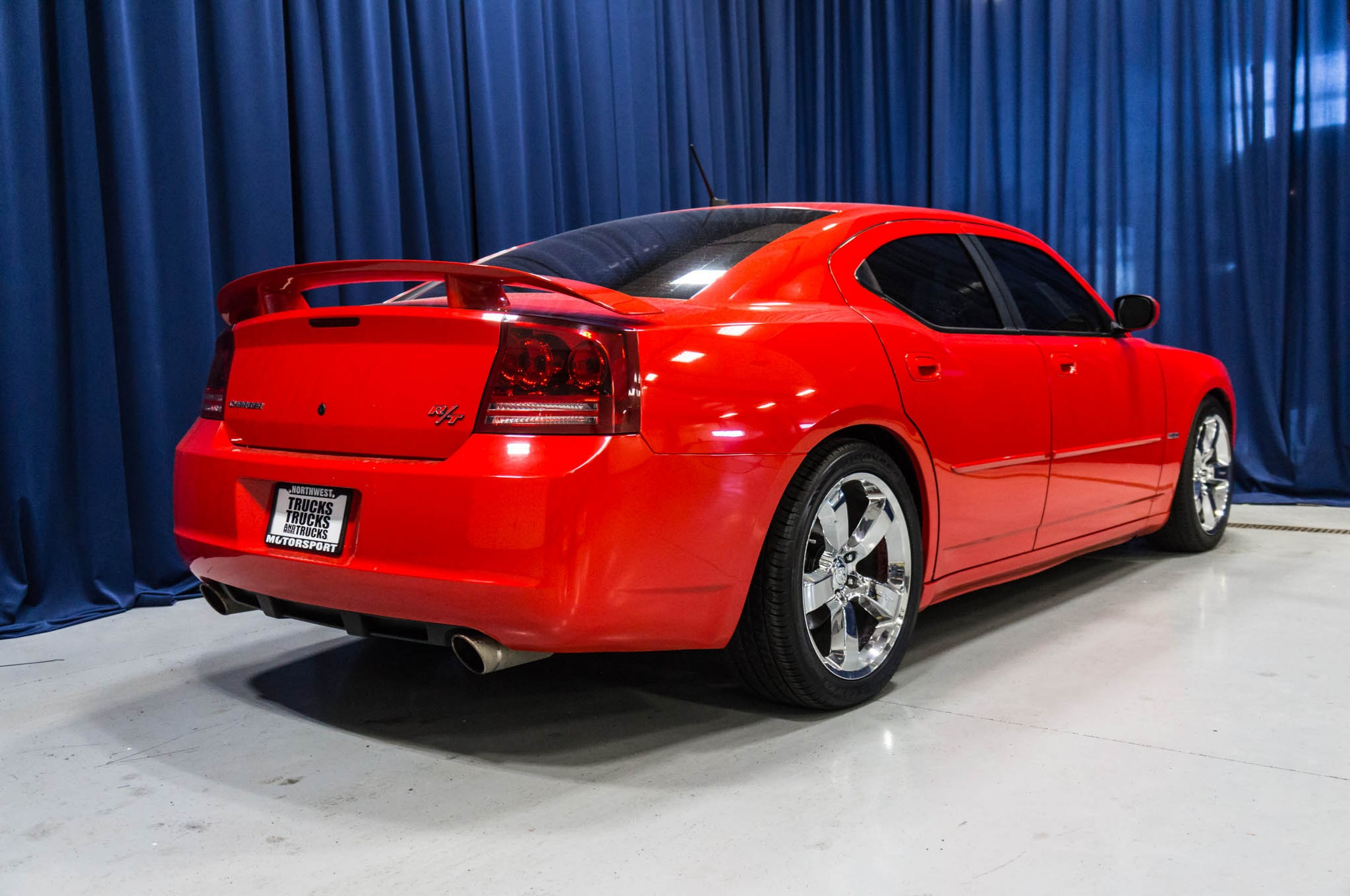 Used 2008 Dodge Charger RT RWD Sedan For Sale B