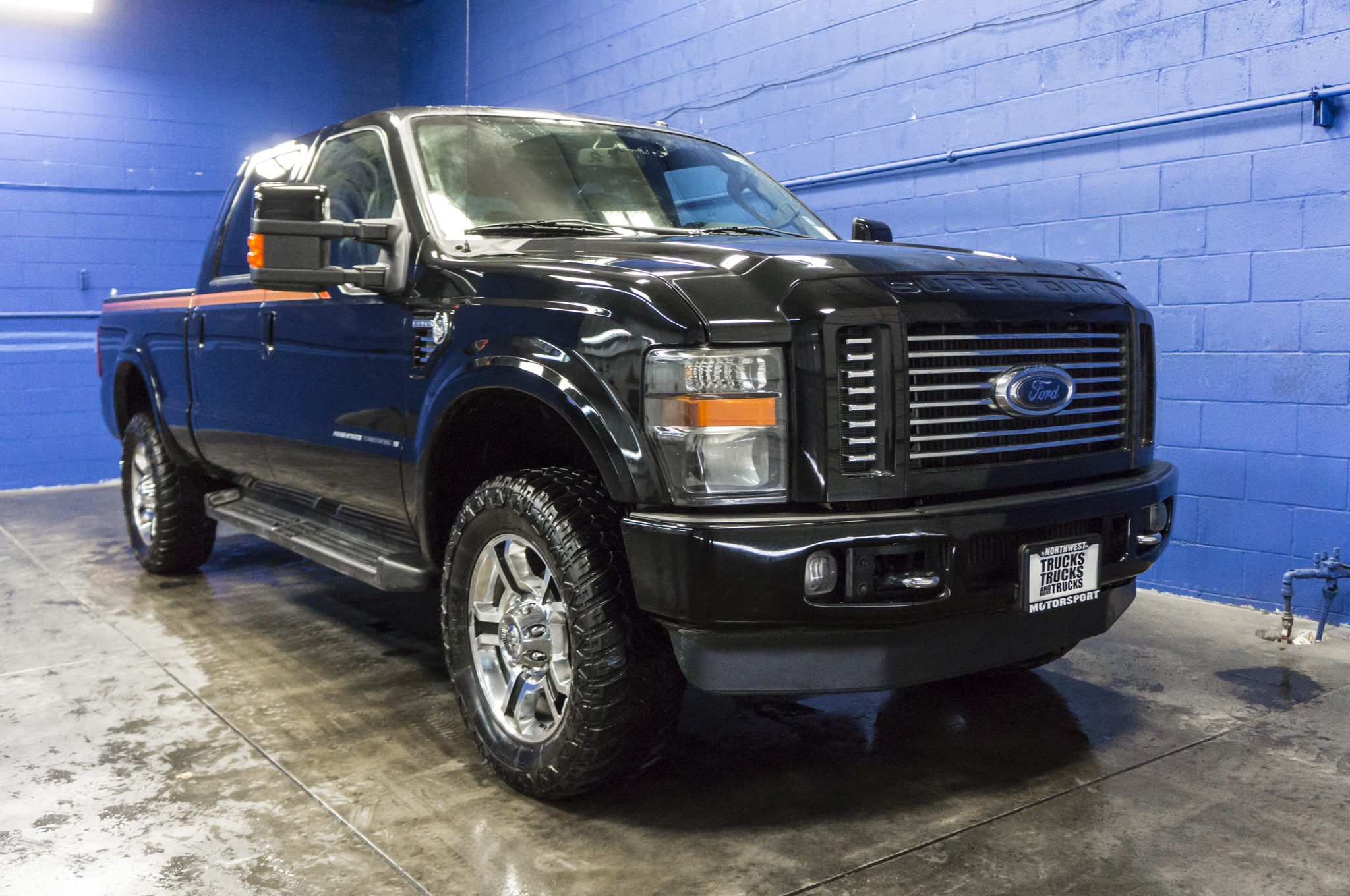 used lifted 2008 ford f 350 harley davidson 4x4 diesel truck for sale 34812a. Black Bedroom Furniture Sets. Home Design Ideas